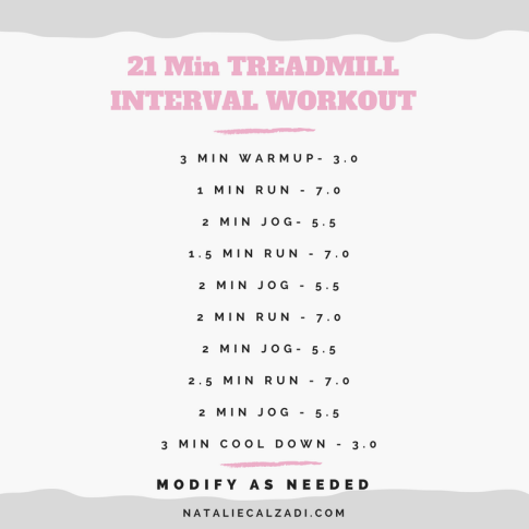 Lunchtime Workout
